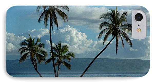 A Little Bit Of Paradise IPhone Case by Vivian Christopher