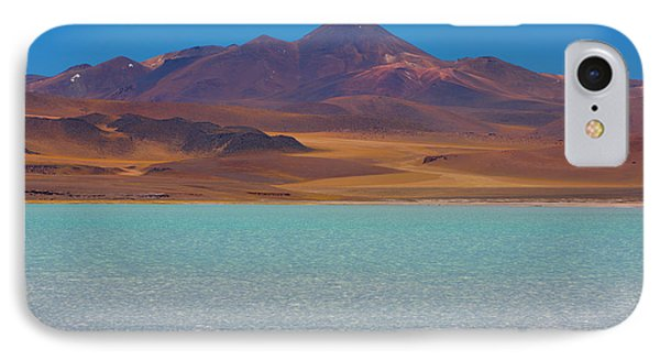 Atacama Salt Lake IPhone Case