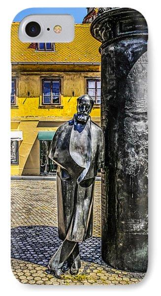 August Senoa Zagreb IPhone Case by Chris Smith