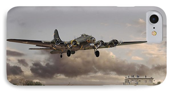 B17- 'airborne' IPhone Case by Pat Speirs