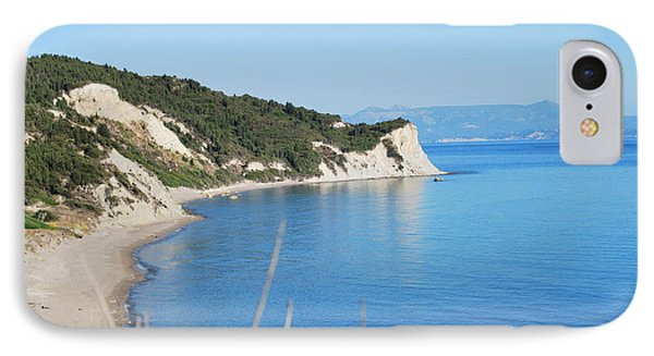 IPhone Case featuring the photograph  Beach by George Katechis