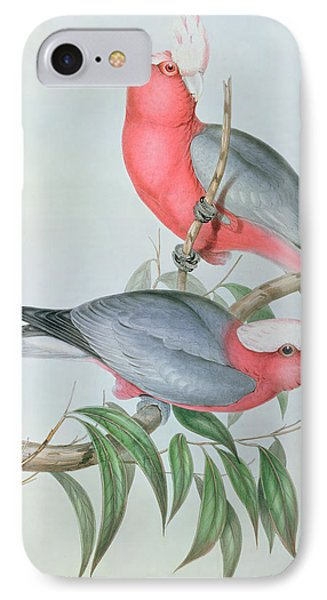 Birds Of Asia IPhone Case by John Gould