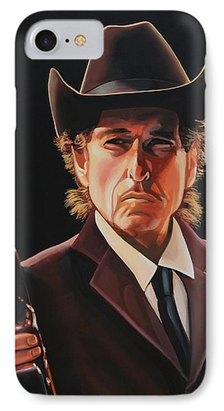 Bob Dylan 2 IPhone 7 Case