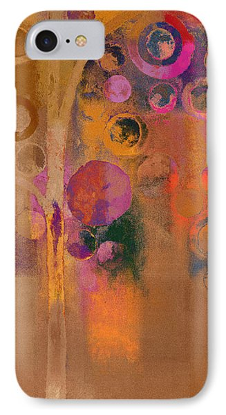 Bubble Tree - Lw91 IPhone Case by Variance Collections