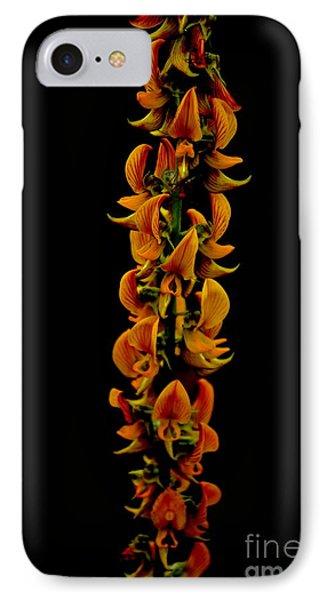 IPhone Case featuring the photograph  Bunch Of Flowers by Michelle Meenawong