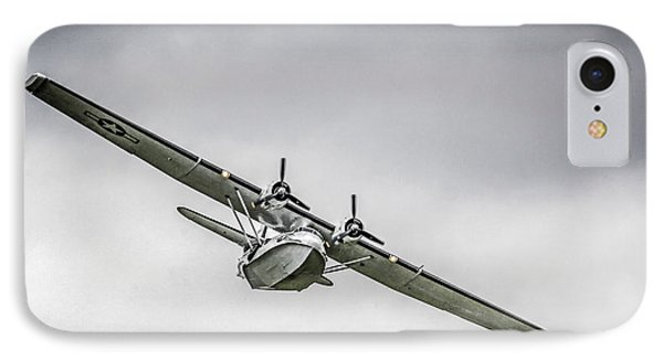 Catalina Seaplane IPhone Case by Chris Smith
