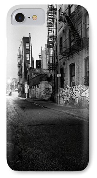 Chinatown New York City - Mechanics Alley Phone Case by Gary Heller