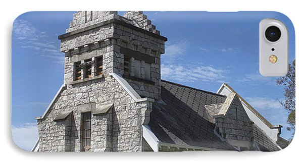 Church In New Zealand IPhone Case by Loriannah Hespe
