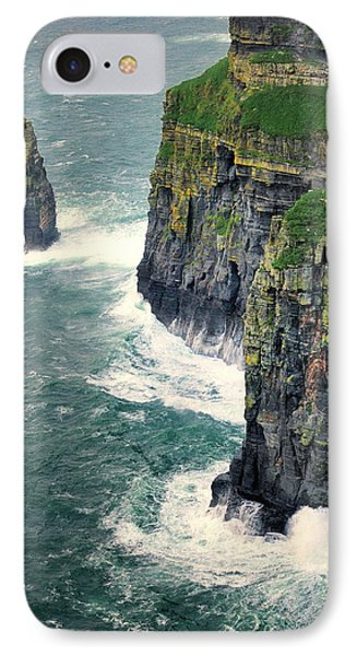 Cliffs Of Moher In Ireland IPhone Case