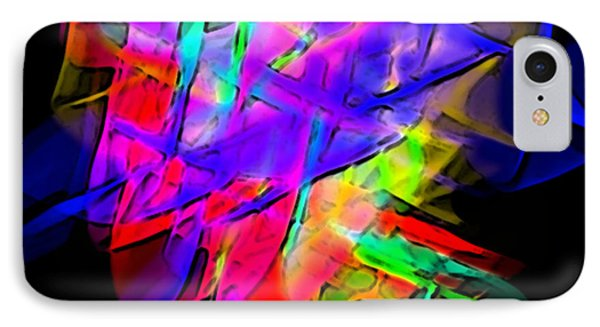 Color Screamers  IPhone Case by Gayle Price Thomas