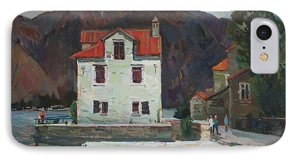 Coolness Of Olive City Phone Case by Juliya Zhukova