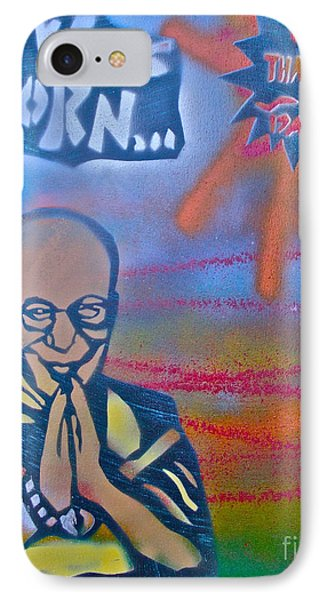 Dalai Lama 1 Phone Case by Tony B Conscious