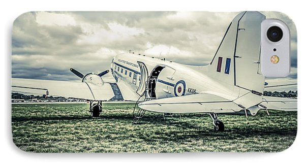 Dc-3 Or C-47 IPhone Case by Chris Smith