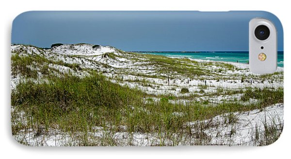 IPhone Case featuring the photograph  Dunes    Panama City Beach  by Susan  McMenamin