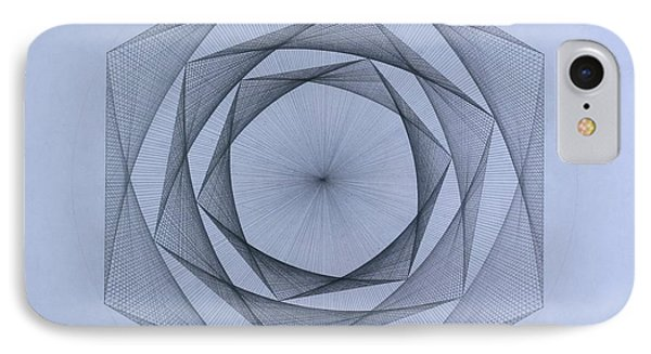 Energy Spiral Phone Case by Jason Padgett