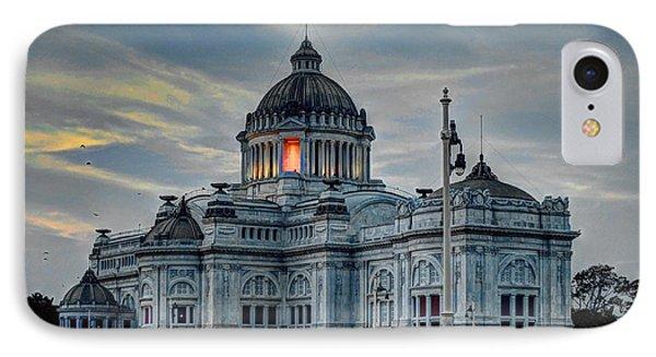 Ananta Samakhom Throne Hall Bangkok  IPhone Case
