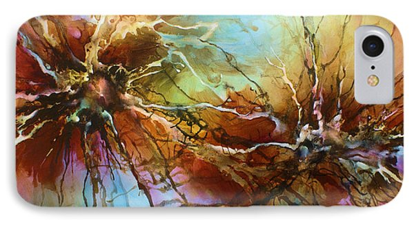 ' Evolution ' IPhone Case by Michael Lang
