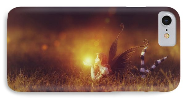 Faerie Light  IPhone Case by Tim Gainey