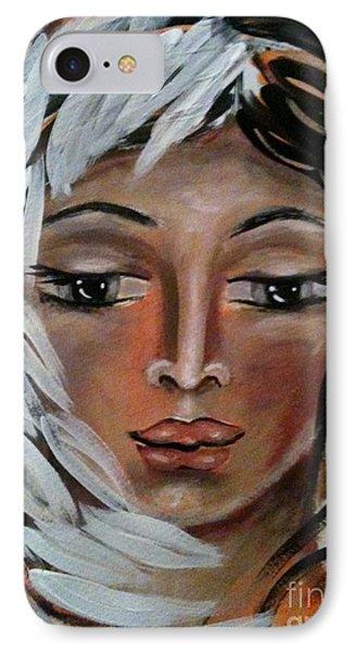 Faith IPhone Case by Maya Telford