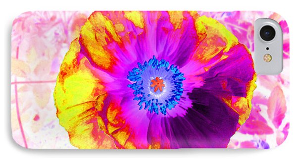 Fervor And Passion Flower 2 Phone Case by Kenneth James