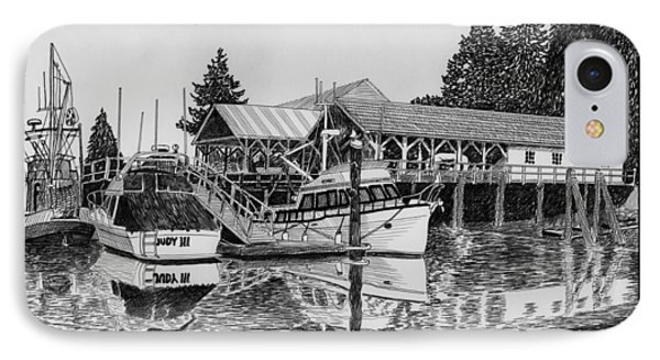 Net Shed Gig Harbor IPhone Case