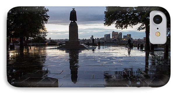 General Wolfe On Greenwich Hill IPhone Case