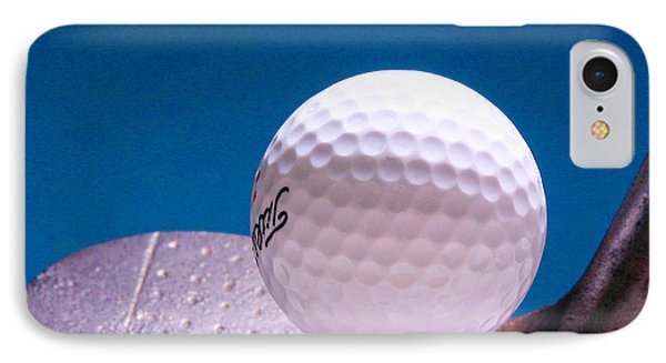 Golf IPhone Case by David and Carol Kelly
