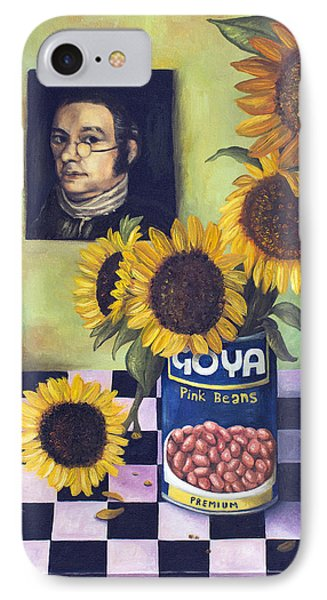 Goyas IPhone 7 Case by Leah Saulnier The Painting Maniac
