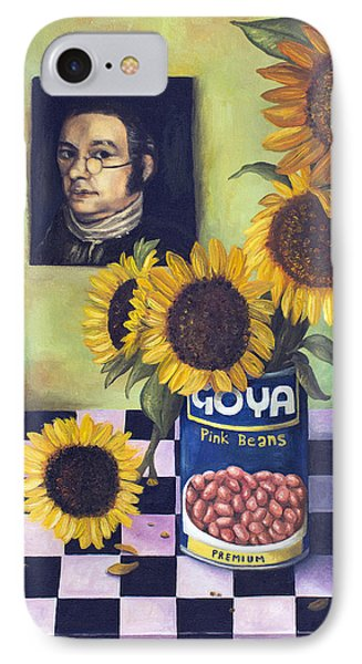 Goyas IPhone Case by Leah Saulnier The Painting Maniac