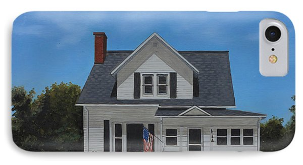 Kenroy Cottage Phone Case by Cecilia Brendel
