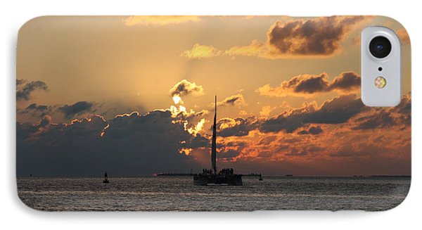 Marelous Key West Sunset IPhone Case by Christiane Schulze Art And Photography