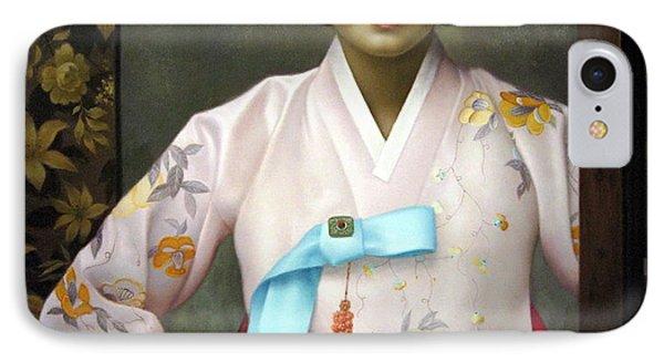 Korean Girls IPhone Case