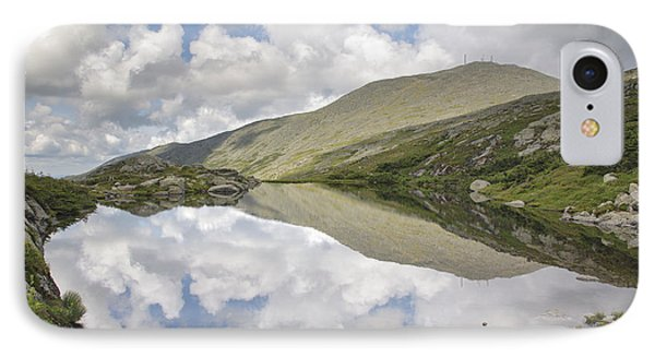 Lakes Of The Clouds - Mount Washington New Hampshire IPhone Case by Erin Paul Donovan