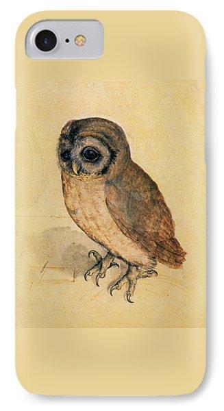 Little Owl IPhone Case by Albrecht Durer