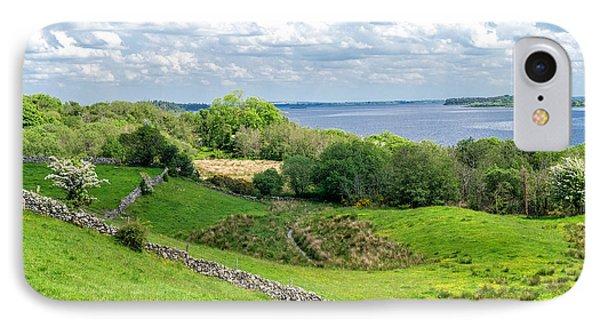 Loch Coirib Phone Case by Juergen Klust