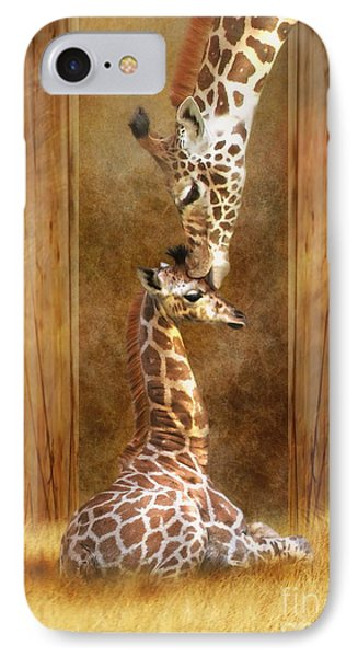 Love ...... IPhone Case by Trudi Simmonds