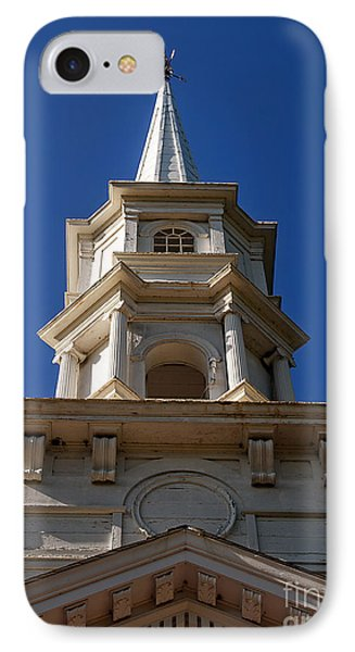 Martha-mary Chapel  IPhone Case