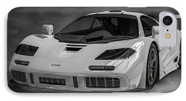 Mclaren F1 Lm IPhone Case