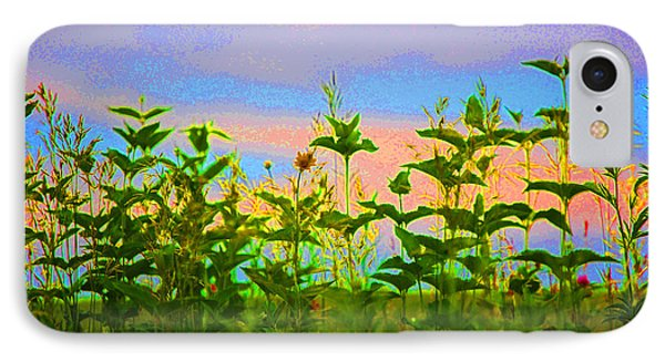 Meadow Magic IPhone Case by First Star Art