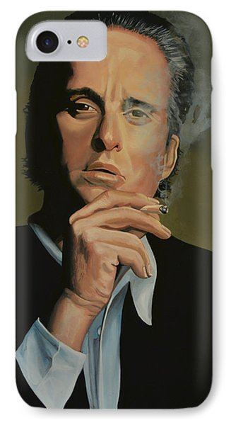 Michael Douglas IPhone Case