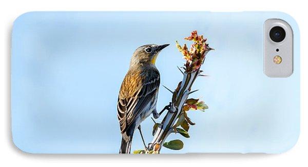 Migrating Warbler IPhone Case by Robert Bales