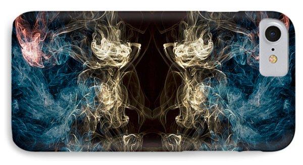 Minotaur Smoke Abstract IPhone 7 Case