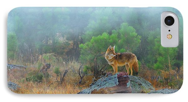 '' Morning Patrol '' IPhone Case