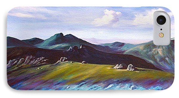 Mourne Mountains 1 Phone Case by Anne Marie ODriscoll