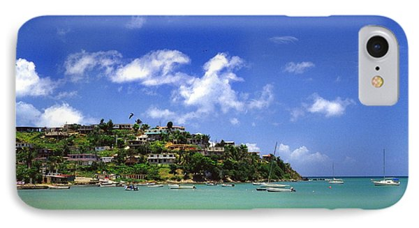 Naguabo Shoreline Phone Case by Thomas R Fletcher