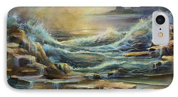 ' Ontario Evening ' Phone Case by Michael Lang