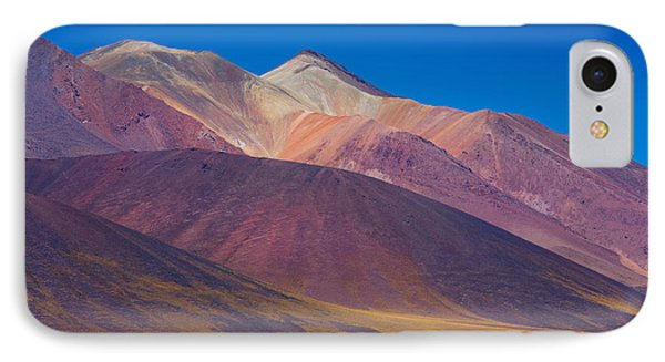Painted Atacama IPhone Case