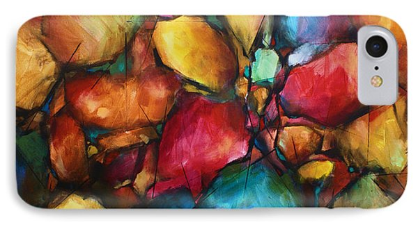 ' Setting' IPhone Case by Michael Lang