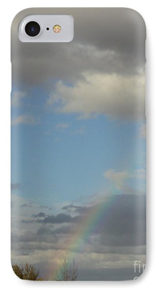 IPhone Case featuring the photograph  Skys The Limit by Carla Carson