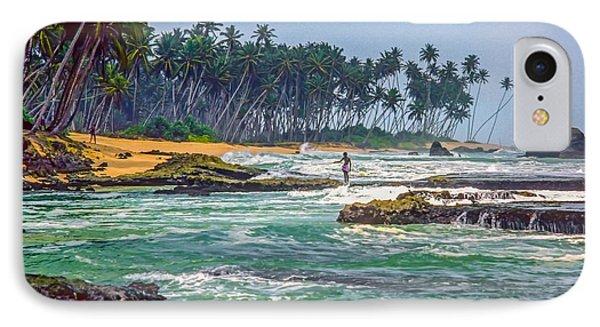 Sri Lanka Phone Case by Steve Harrington
